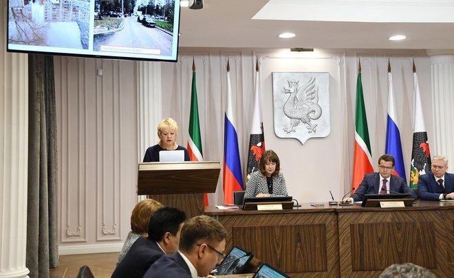 Казанцы в«Народный контроль» чаще выражали недовольствие наблагоустройство территорий идороги