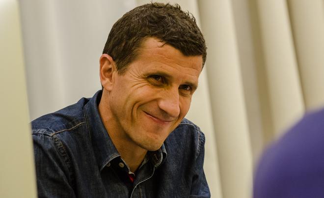 Хавьер Грасия: «Я думаю, «Рубин» становится лучше. Как и тренер»