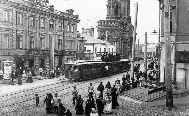 Улица Баумана – Татарский Арбат