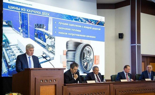 Айрат Сафин: «К концу года нам удалось восстановить объемы продаж продукции на уровне докризисного периода»