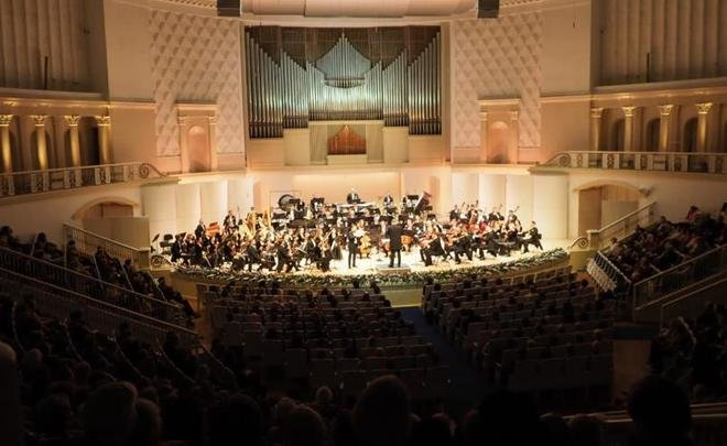Татарстанские «симфоники» взяли столицу