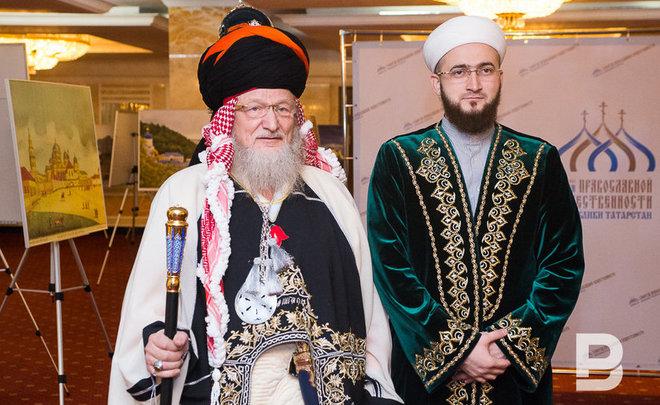 «Мы назначили Камиля Самигуллина Верховным муфтием всех мусульман России»