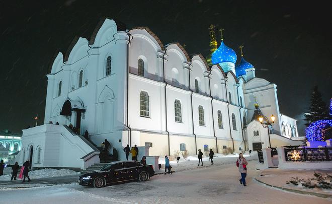 Акция против передачи Исаакиевского храма РПЦ собрала 400 человек
