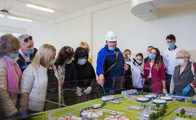 Эффективность в 95%: в День эколога представили уникальные методы очистки городских и химических стоков