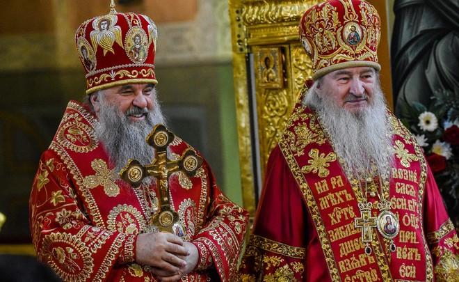 «Благодарен владыке Феофану за позицию по Исаакиевскому собору, он поддержал в деле его передачи»