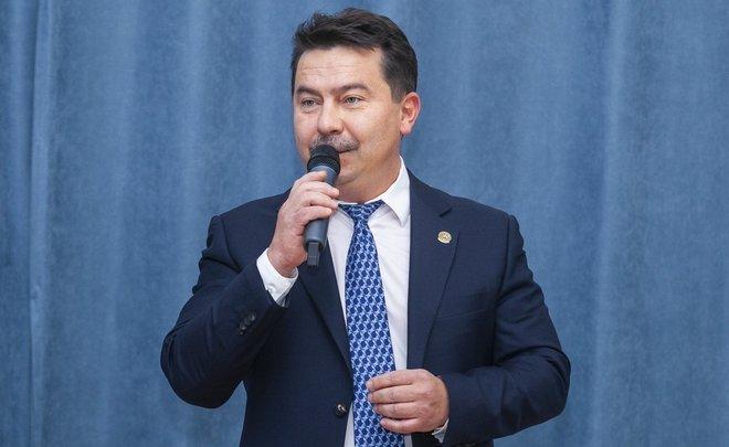 Марат Садыков: «Вклад, который внесла компания, подтверждает социальную направленность нашего гиганта»