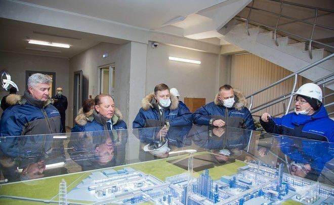 Альберт Каримов: «Проект должен быть реализован в плановом режиме. Это крайне важно для экономики РТ»