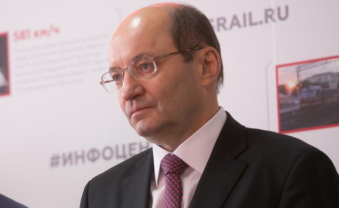 Александр Мишарин: «Порядка 80% продукции для ВСМ Москва — Казань — российского производства»