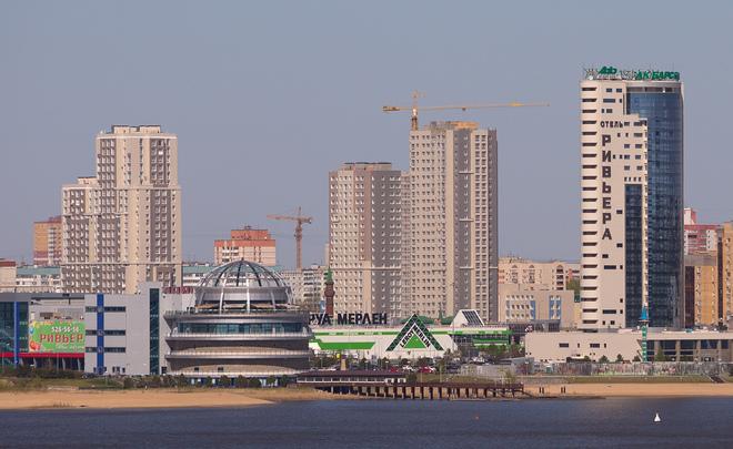 В Казани растут цены на квартиры