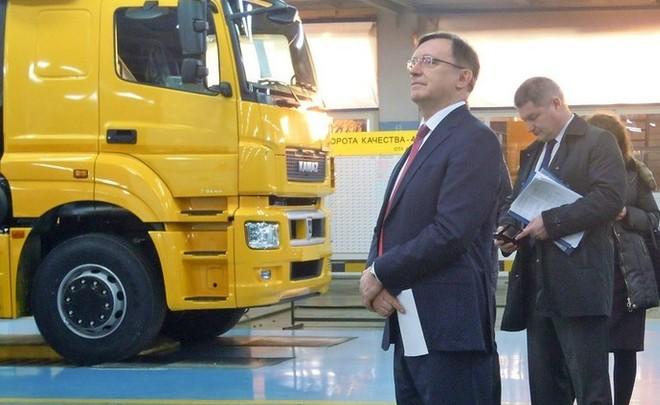 Avtoinvest Ltd. перевела собственный  пакет акций Камаза вроссийскую юрисдикцию