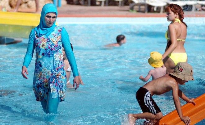 ВКаннах мусульманские женщины несмогут посещать пляжи