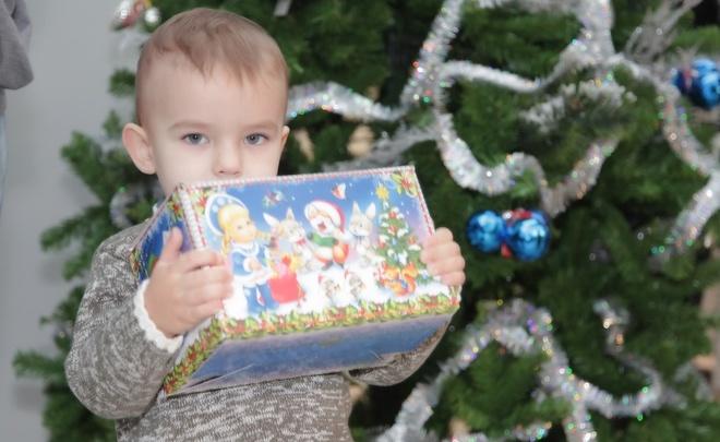 Договор о разовой поставке новогодних подарков