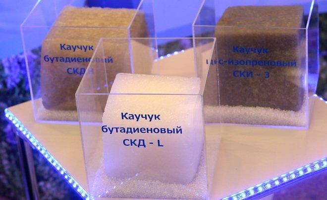 Синтетические каучуки от ГК ТАИФ: от жвачки — до БелАЗа