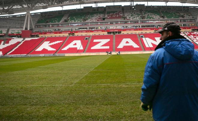 Креатив нового руководства ФК Рубин Битлз против Шаляпина