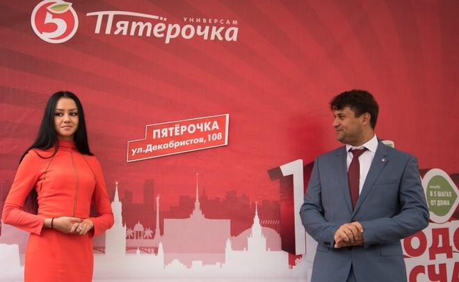Назаправках «Роснефти» появятся магазины «Пятерочка»