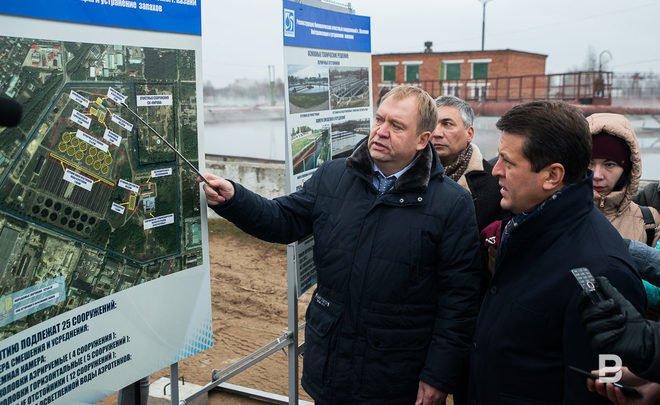 Казань отзапаха канализации избавят кмаю наступающего года
