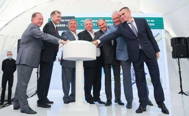 Рустам Минниханов: «Если бы ТАИФ не принял решение — дальнейшего развития Нижнекамского узла не было бы»