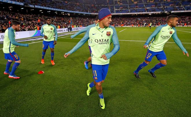 «Барселона»— ПСЖ: Сегодня состоится матч Лиги Чемпионов