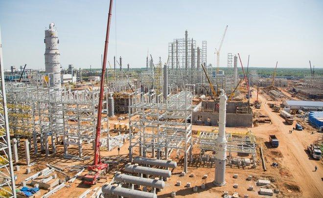 Амбициозный проект: «Нижнекамскнефтехим» продолжает строительство этиленового комплекса ЭП-600