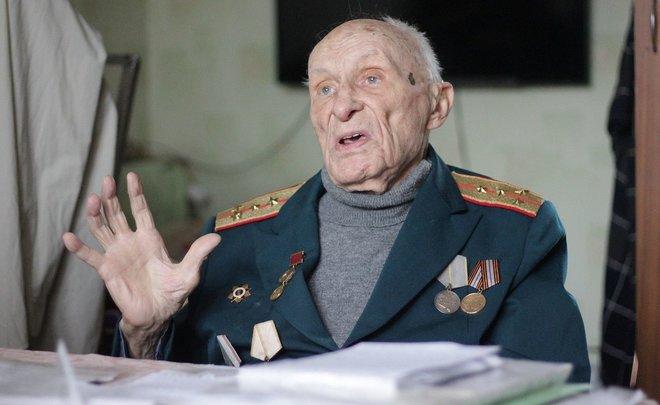 Фронтовик Юрий Величко: «Говорят, бойцы шли и никто «За Сталина!» не кричал. Вранье это все»