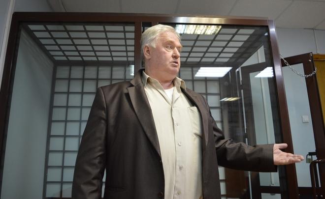 «Депутат-хулиган» Сергей Шашурин снова в казанском суде