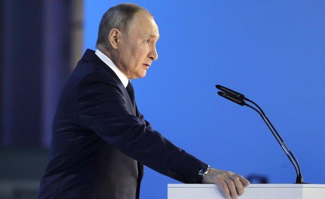 Послание Путина: новые выплаты, новые кредиты и новые угрозы