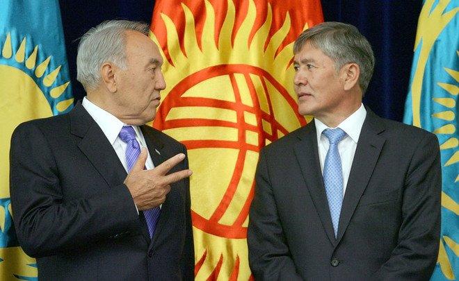 Атамбаев: Российская Федерация должна посодействовать наладить отношения сКазахстаном