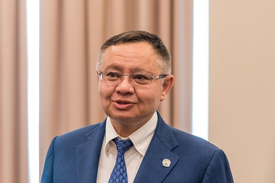 Рустам минниханов назначил главным архитектором татарстана ирека файзуллина