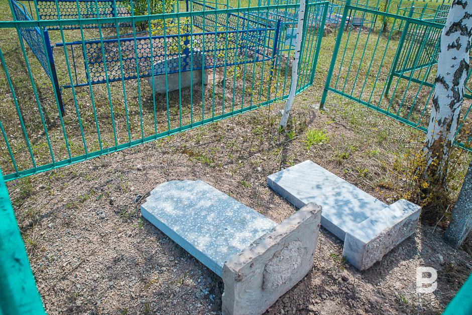 Надругательства над телами умерших и местами захоронения 103