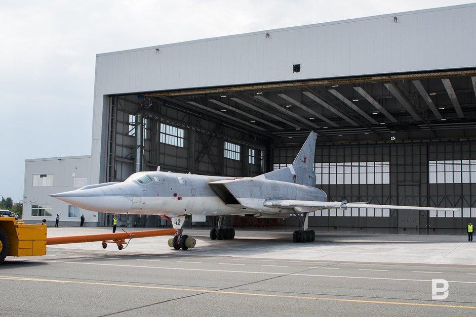 Модернизированные дальние бомбардировщики Ту-22М3М сохранят прежнюю дальность