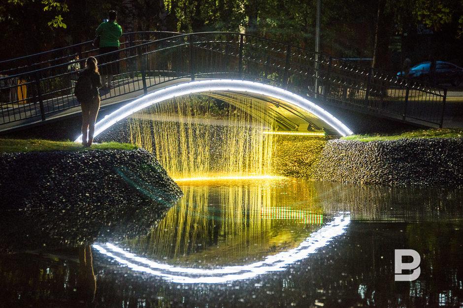 Парк урицкого казань фото