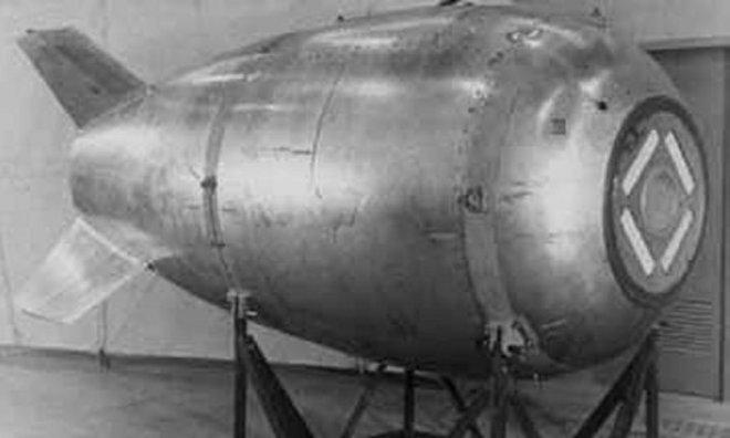 Канадский дайвер отыскал «потерянную» в далеком 1950-ом году атомную бомбу
