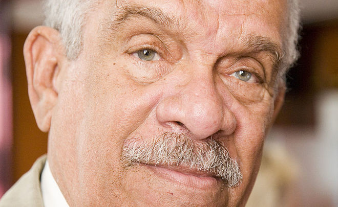 Скончался владелец  нобелевской премии политературе Дерек Уолкотт