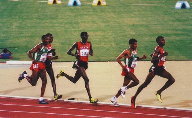 Спортсмен изЭфиопии сядет втюрьму задопинг