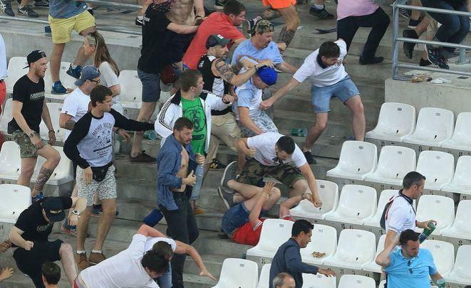 Суд воФранции смягчил наказание осуждённым забеспорядки русским фанатам