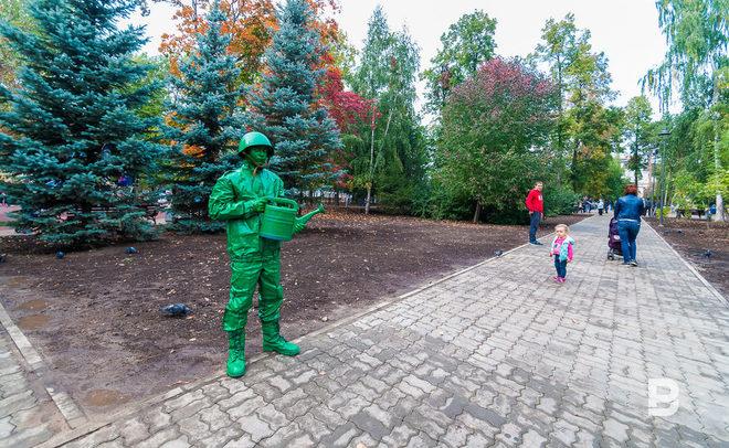 Казань направит нацветочное оформление 30 млн руб.