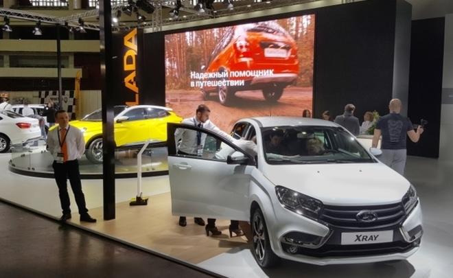АвтоВАЗ с 21 июня начал принимать заказы на самую дорогостоящую комплектацию Lada XRay