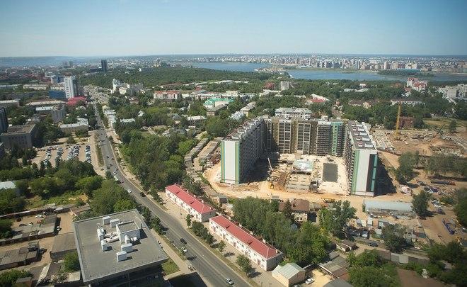 Казань вошла вТОП-5 Российской Федерации покачеству городских дорог