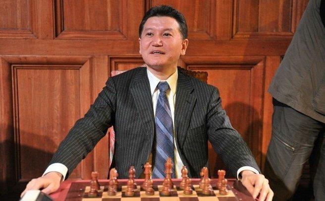 Илюмжинов принял окончательное решение переизбираться напост президента FIDE