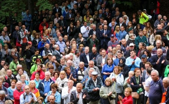 Социологи: Снизилась доля граждан России, плохо относящихся кСША