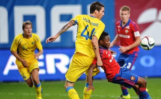 Проверку Ростова осуществляют допинг-офицеры FIFA