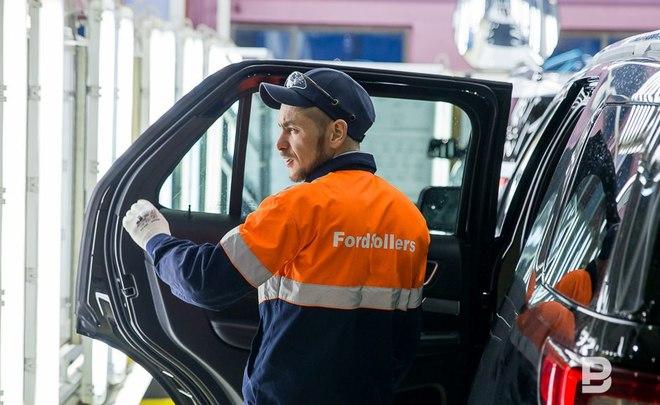 Осенью на русском рынке появится газовый Форд Focus