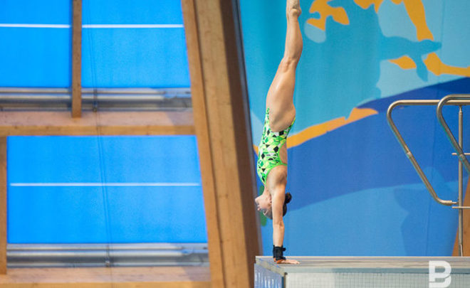 Пензенская прыгунья завоевала «серебро» начемпионате мира
