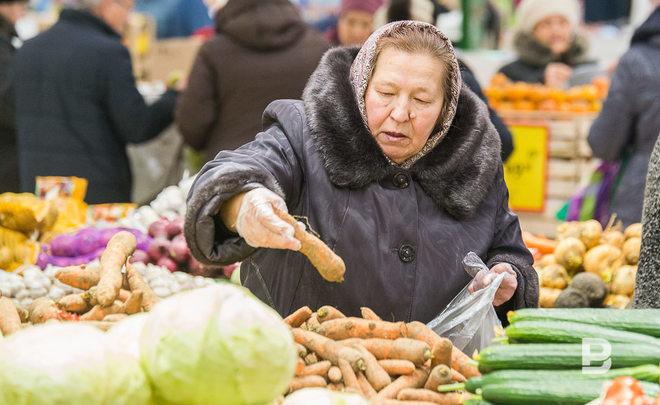Торговые наценки наовощи в русских магазинах достигли 60% — Росстат