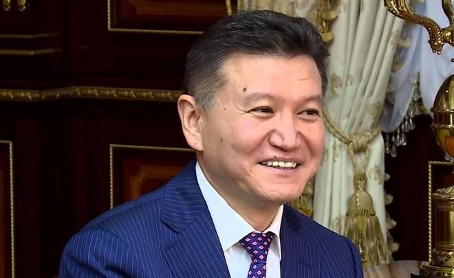 ВФИДЕ прокомментировали факт обращения Илюмжинова кОбаме