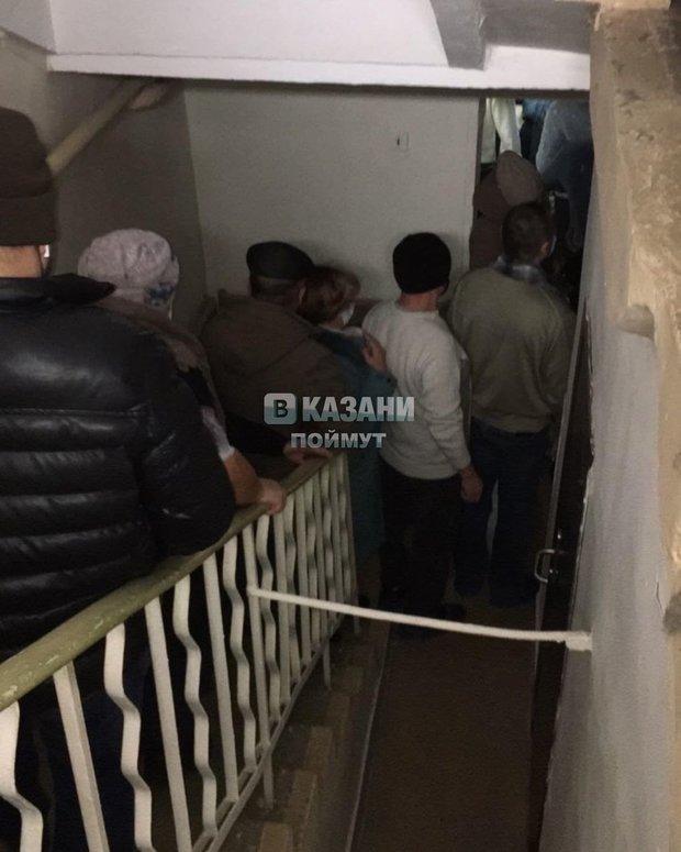 Казанцы жалуются на очередь в раздевалку республиканского онкодиспансера