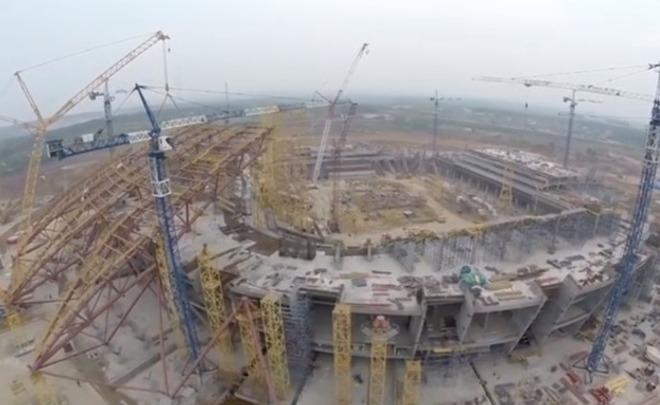 Стадион «Самара Арена» освободят отналога наимущество