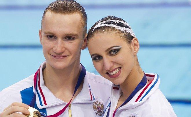 Российские синхронисты стали чемпионами Европы