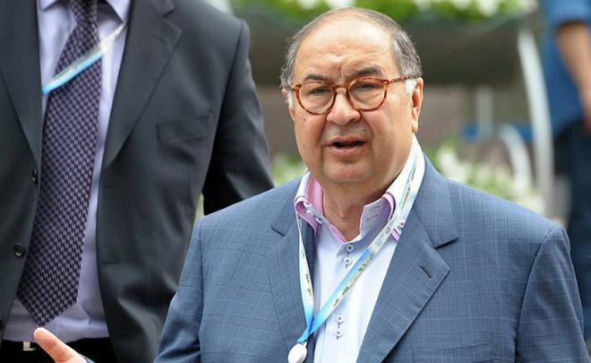 СМИ проинформировали  опредложении Усманова купить  контроль вФК «Арсенал»