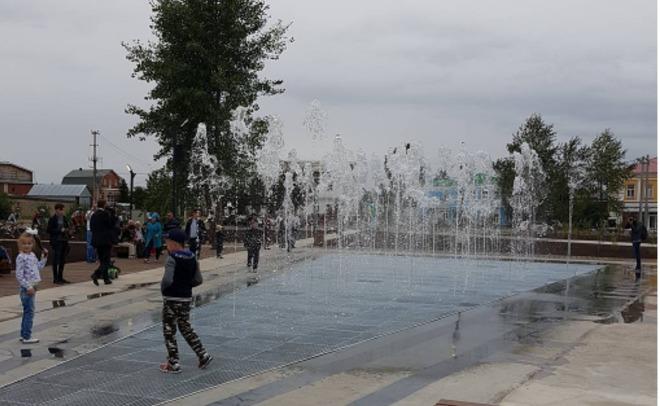 Закатания поновому фонтану нанабережной Мелекески челнинца лишили прав
